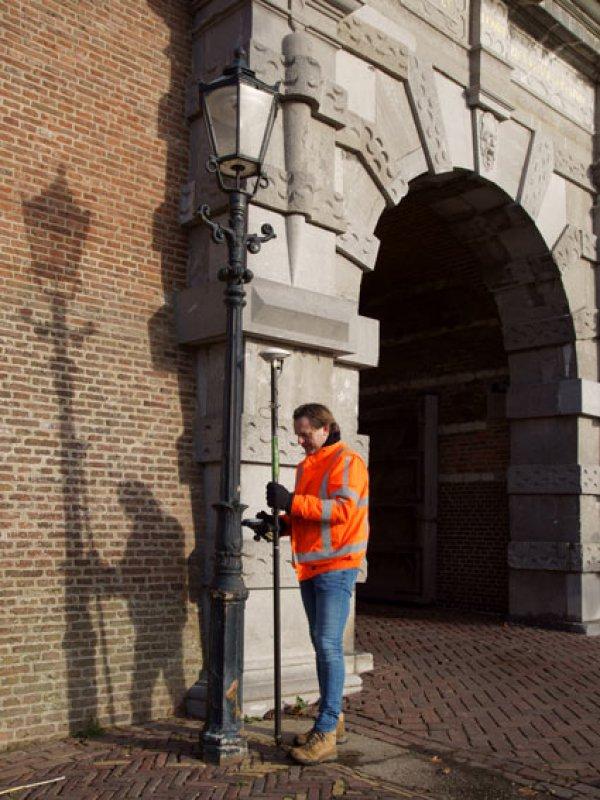 Inventarisatie en beheer openbare verlichting gemeenten in de praktijk