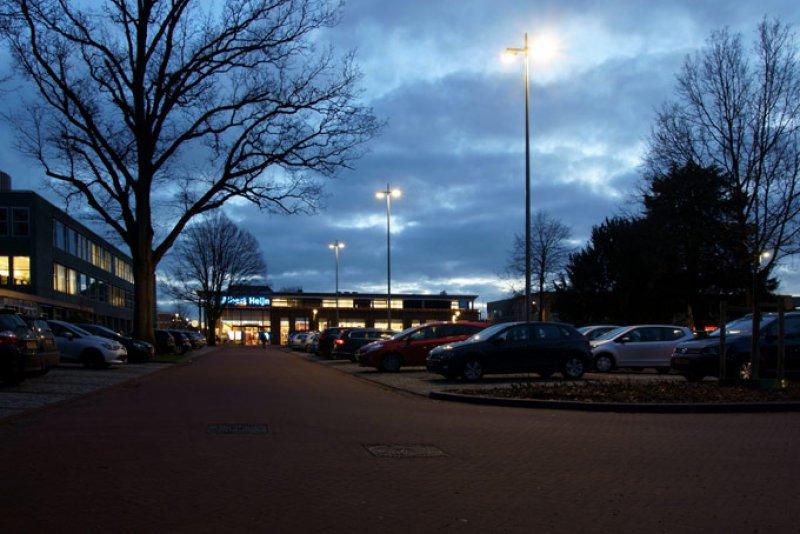 De lichtvisie voor openbare verlichting is het masterplan voor de langere termijn om de sfeer een stad of gebied te kunnen sturen.