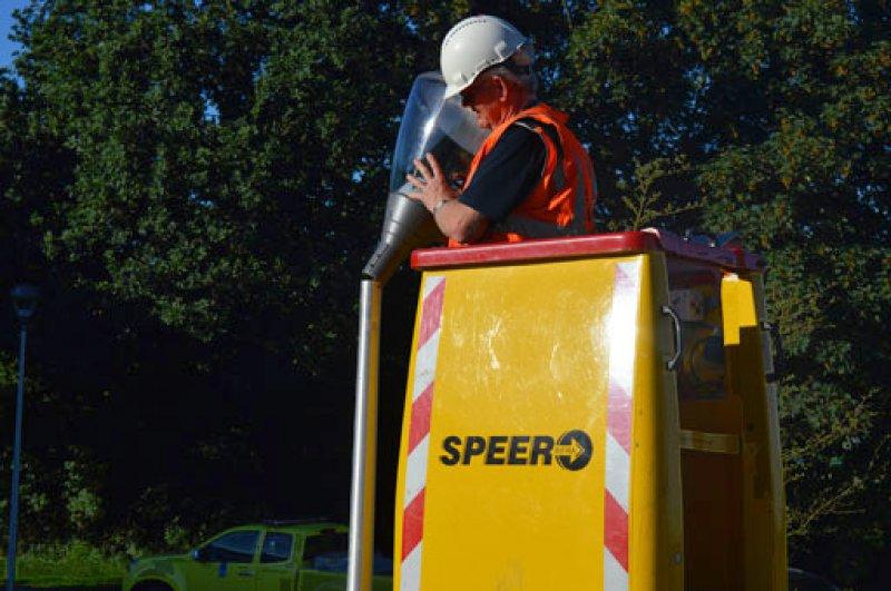 MLS helpt gemeenten en Speer Infra met onderhoudsmanagement openbare verlichting